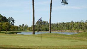 14th Hole at Hells Point Golf Club