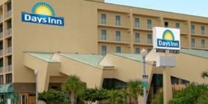 Days Inn Hotel Virginia Beach Oceanfron