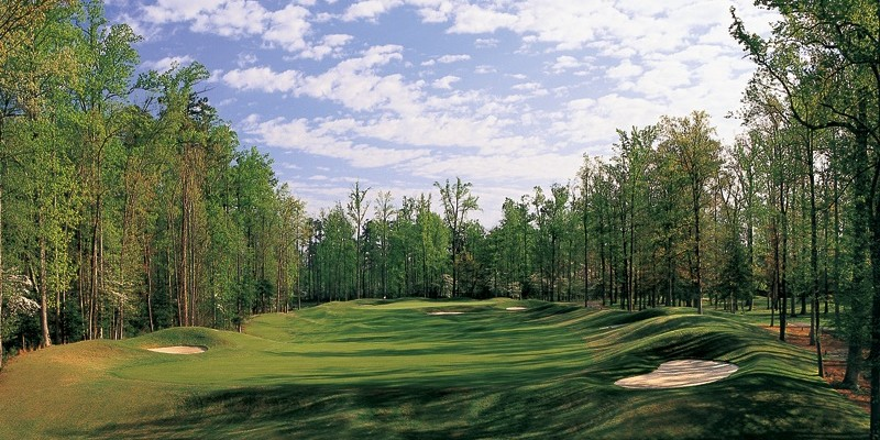 Green Course at the Golden Horseshoe
