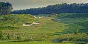 the 5th hole at Royal New Kent Golf Club