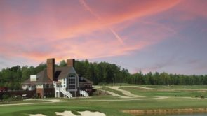 Brickshire Golf Club Clubhouse