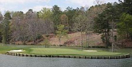 Nansemond River Golf Club 17th hole