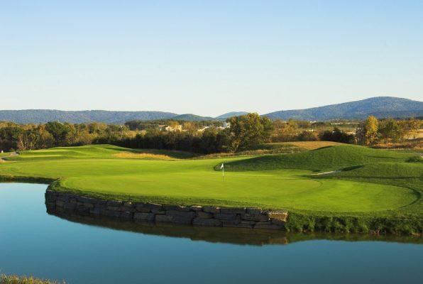 Blue Ridge Shadows Golf Club Lake View