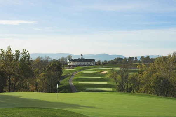 Shenandoah Valley Golf Trip Course