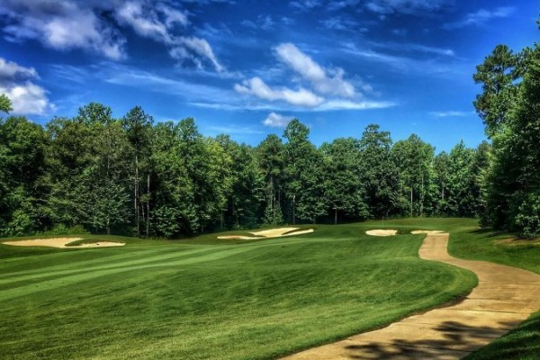 The Yorktown Course at Williamsburg National