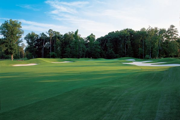 The Green Course at the Golden Horseshoe