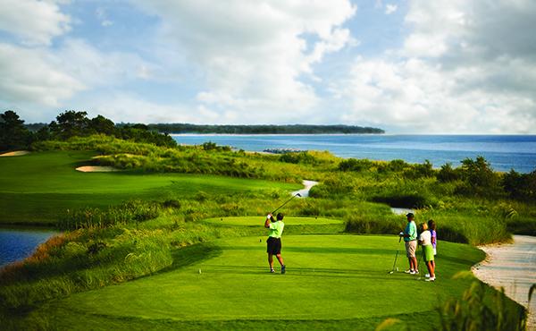 Coronavirus and golf trips